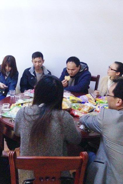 安吉同城单身公益群第二期群聚会