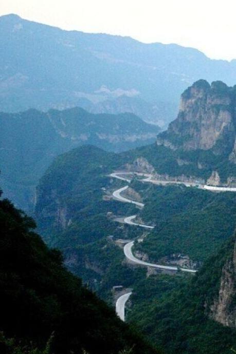 4月26日(周日)山西阳泉十八盘—井子峪探路穿越