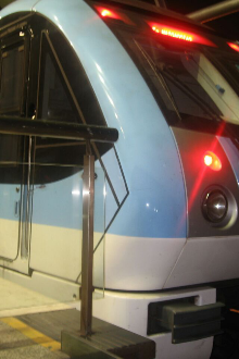 南京地铁车迷活动