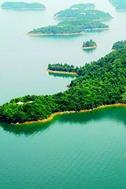 九江柘林湖一日游