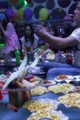 5月1号晚白濠富都会KTV,聚会《美女免费》