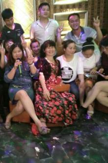 5月8号晚佛山KTV,聚会《美女免费》