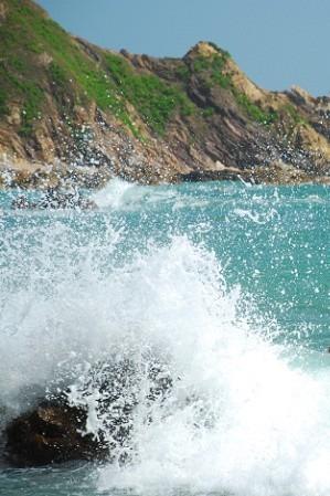6月5日广东最美海岸线东西冲徒步穿越