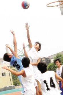 2.14情人节全民篮球比赛运动
