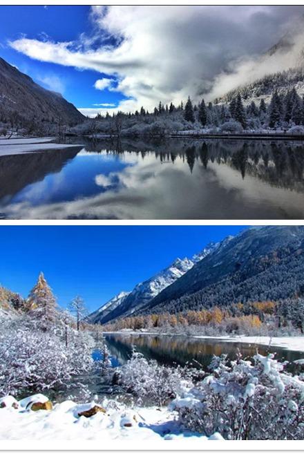 【冬季四姑娘山摄影两日游】东方的阿尔卑斯之旅