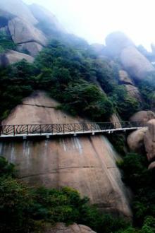 8月13-14日上饶秀美灵山登山摄影两日游