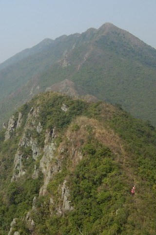 12月27日深圳户外毕业线路三水线全程穿越之旅