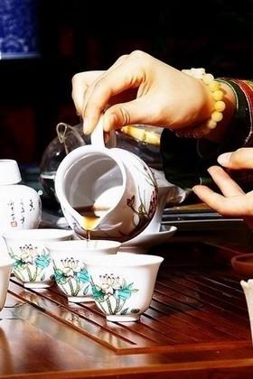 中国茶道课