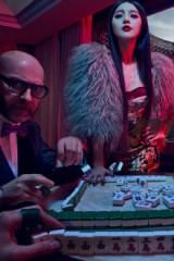 传统游戏—麻将