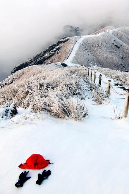 相约武功山看绝美云海一起去看雪