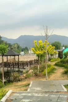平安户外2016年5月8日沂水天上王城一日游