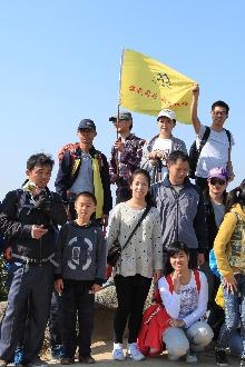 1月25日凤凰山中O登山穿越