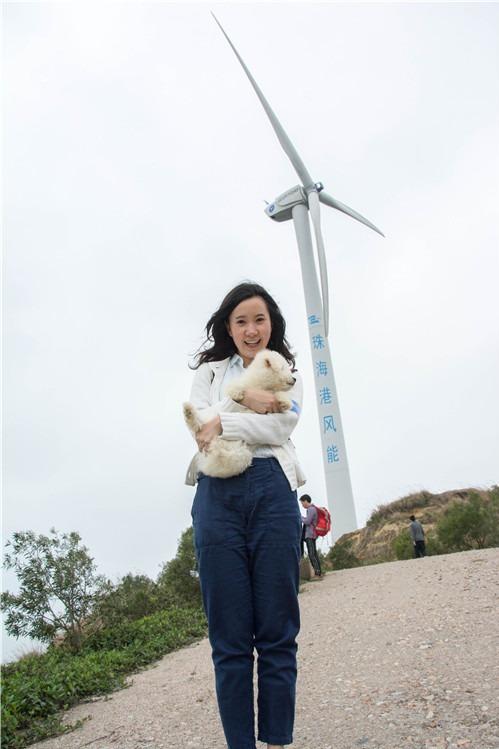 【徒步季】行走飞沙滩海岸线,穿越高栏港风车山