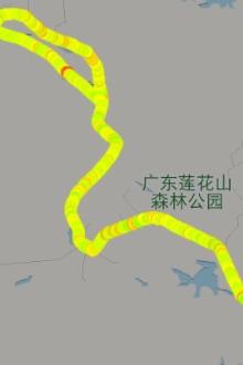 海丰莲花山半程马拉松