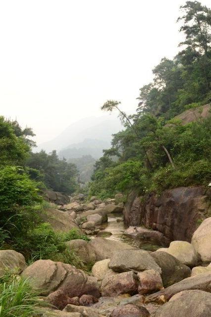 6月19日跟随狼群龙王峡谷穿越双岙