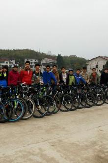 开学季骑行活动