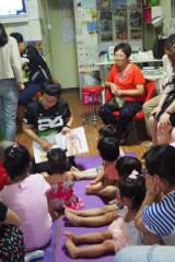宝宝读书拍卖会