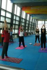 喜马拉雅究竟瑜伽公益活动