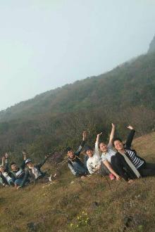 5.2号(周一)广水兴旺寨徒步登山亲子游