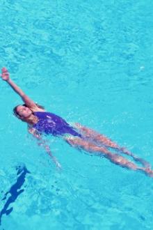 游泳爱好者聚会
