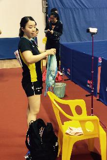 鄂州蝴蝶乒乓球群第一届乒乓球赛