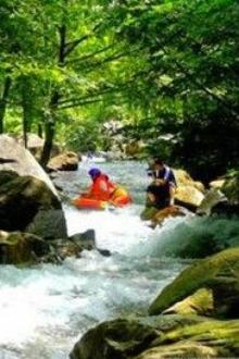 8月16日王屋山玩水激情漂流