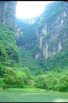 国家4A级风景名胜区——湄江风景区一日游