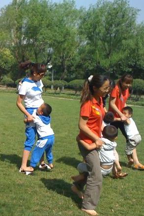提前六一儿童节亲子活动
