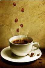 品尝与学习做咖啡
