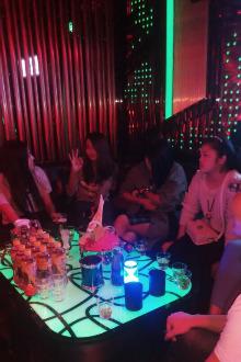3月3日晚9点MUSE酒吧VIP卡座嗨夜聚会