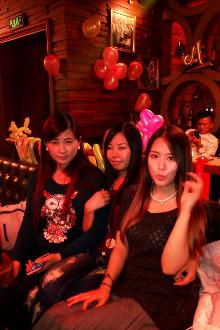 12月14日晚9点苏荷酒吧VIP卡座交友嗨夜聚会!