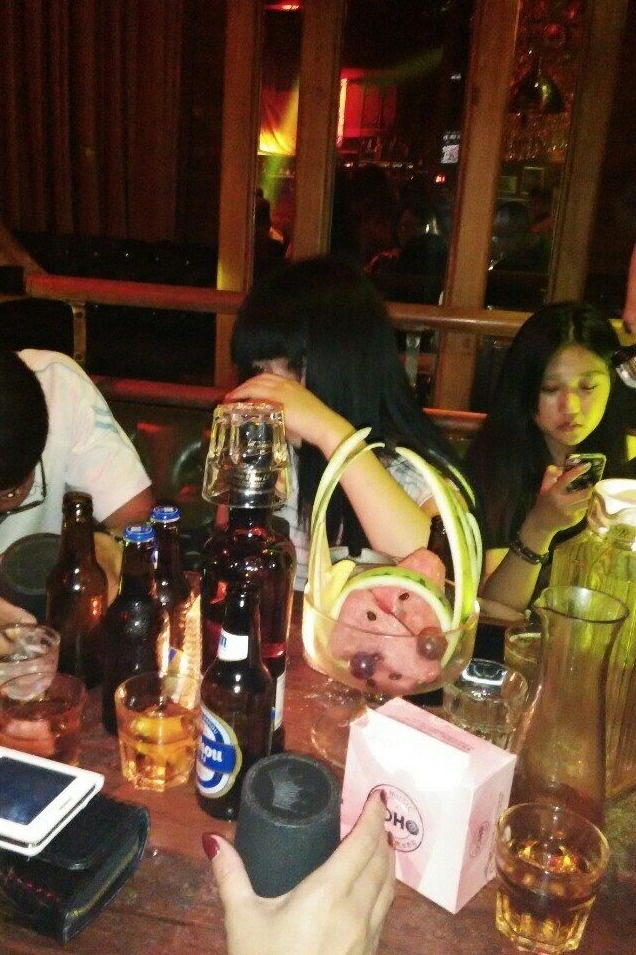 9月12日晚9点周末苏荷酒吧群友欢乐交友嗨夜游戏聚会!