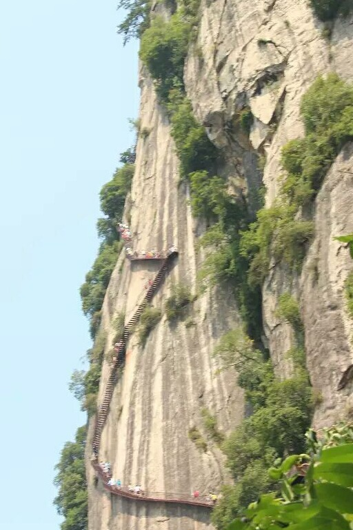 5月28日(周六)眉县红河谷森林公园一日游