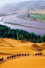 2015十一 沙坡头,黄河石林,麦积山