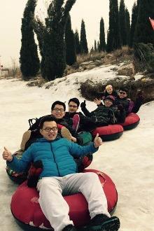 青州坨山滑雪+宋城