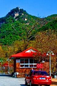 9月27日 舒兰红叶谷休闲摄影看红叶
