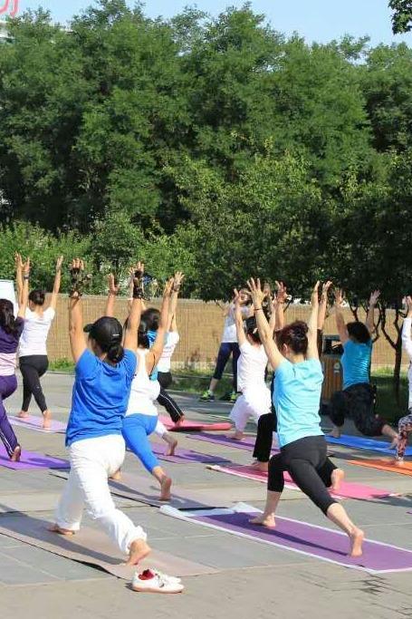 公益瑜伽课程
