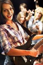 歌罗利亚吉他音乐小屋吉他谈唱会