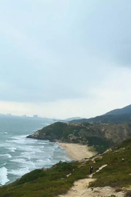 13号本周日-惠州黑排角海岸线穿越、打火锅一日