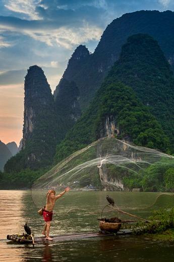 清明节 广西阳朔 银子岩三天两夜全景户外自助游