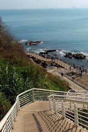 10月25号盐田海滨栈道徒步至马峦山吃鸡