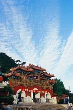 春游——唐山景忠山~报名即送全国35个景区联票