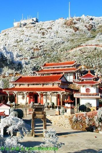 3月26日去德化美丽九仙山一日游