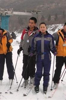 秦皇古道滑雪一日游
