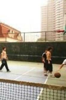 一起打球!!