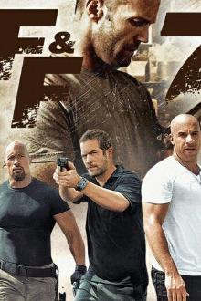 4月12日组团看电影《速度与激情7》