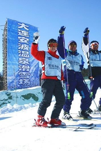 任我行户外——0116-0117安波滑雪+特色温泉