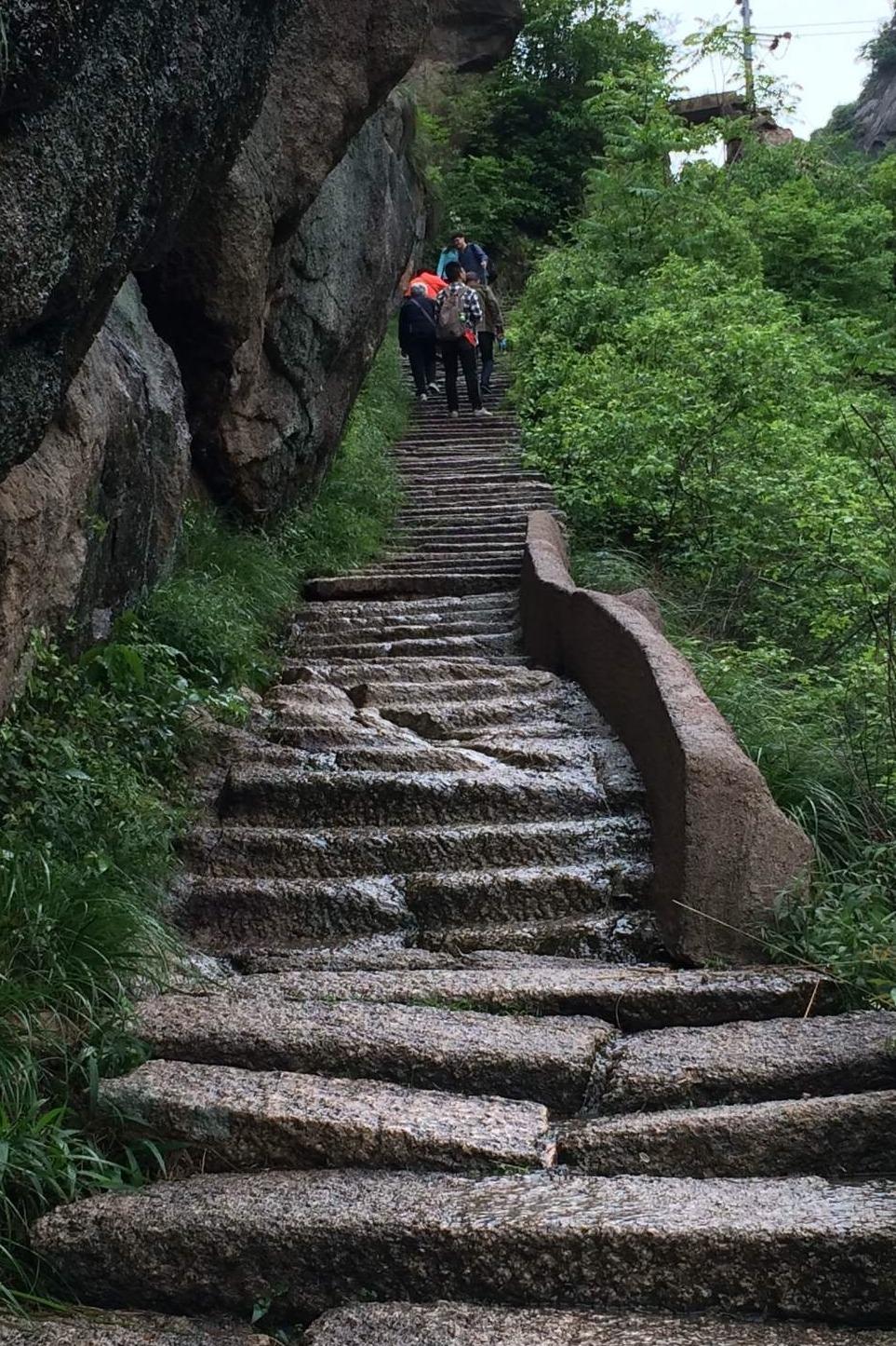 徽杭古道徒步