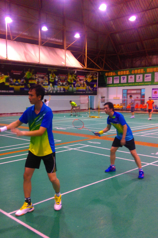 3月7号周一晚羽毛球活动,欢迎加入