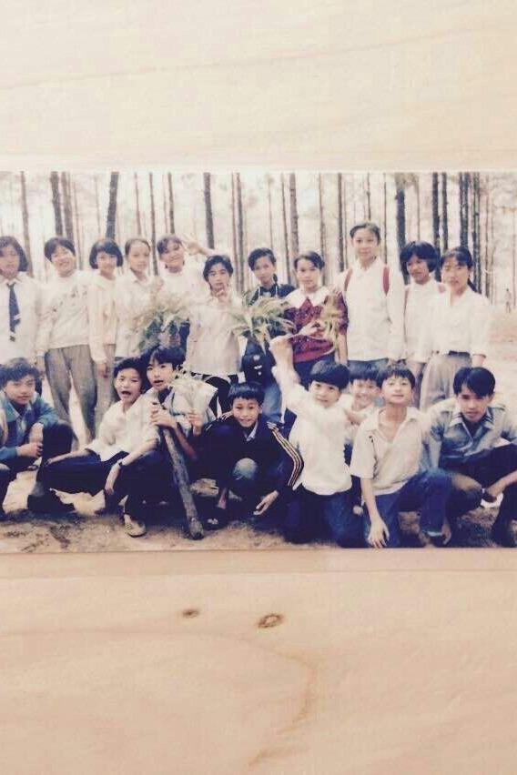 湛江市第十小学92届毕业班20年首次大聚会
